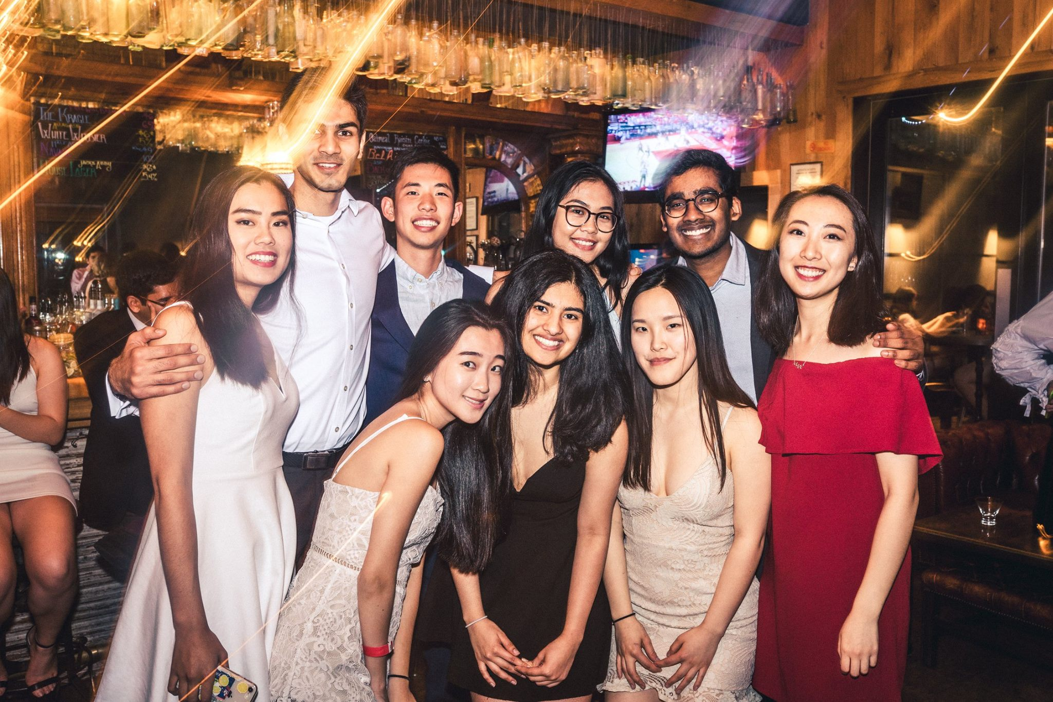 2018 Spring Formal - AIS had its Spring Formal at the Revolution House in Old City. Everyone at Penn was invited to attend and people who did come had a great time! Finger snacks and drinks were served at the venue. It was the perfect ending of a semester!
