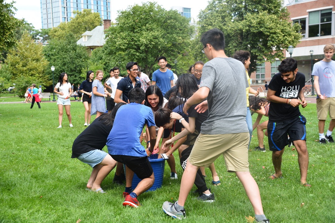2018 ISO - AIS co-hosted the International Student Orientation for the freshman class and transfer students. We organized activities such as Walmart trips, water balloon fights, and S'more nights to help students transition into their college experience.