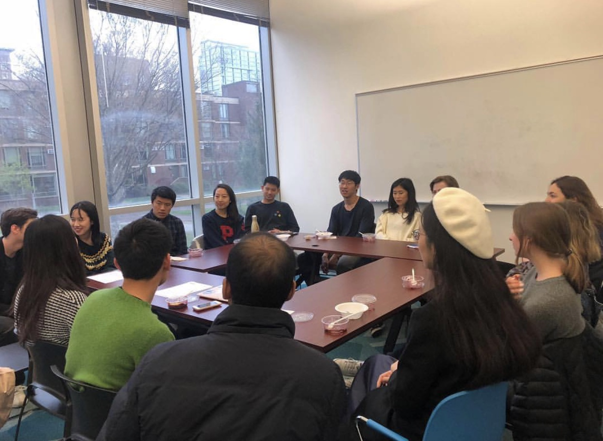 What it Means To Be Away From Home - AIS hosted an event in collaboration with Table Talk where students discussed what it means to be an international student including the different obstacles, identities and experiences.