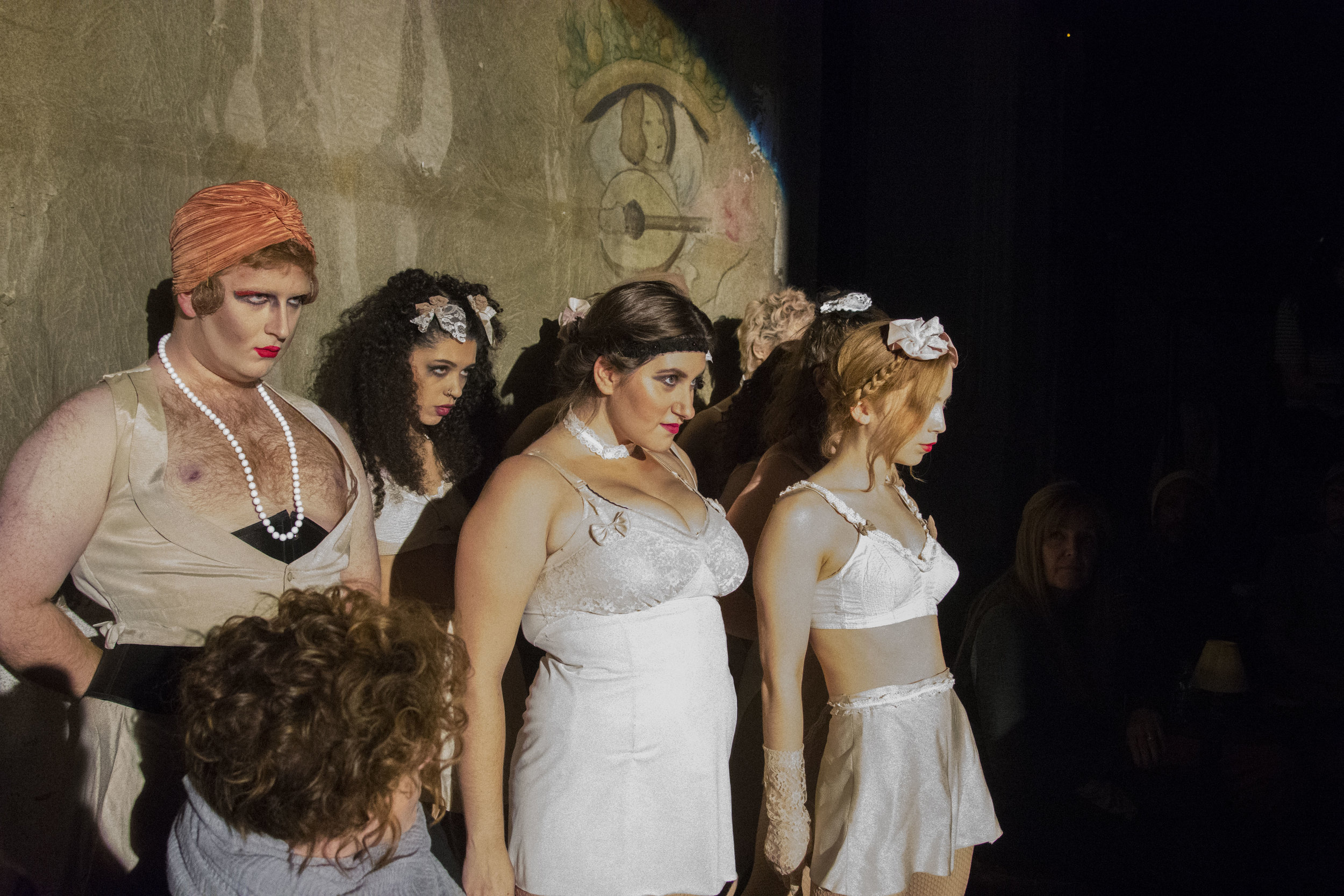 Cabaret, directed by McCaela Donavan. Photo by Kalman Zabarsky.