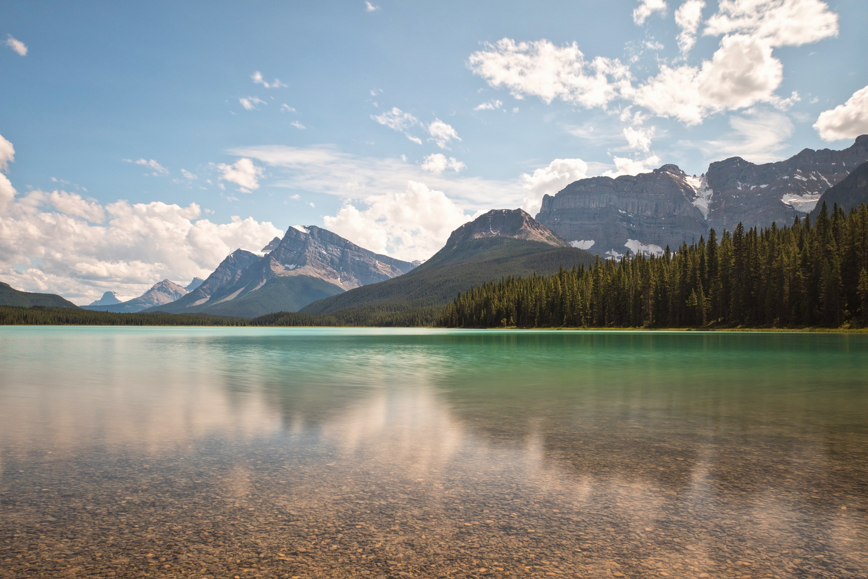 Waterfowl Lake - Banff National Park