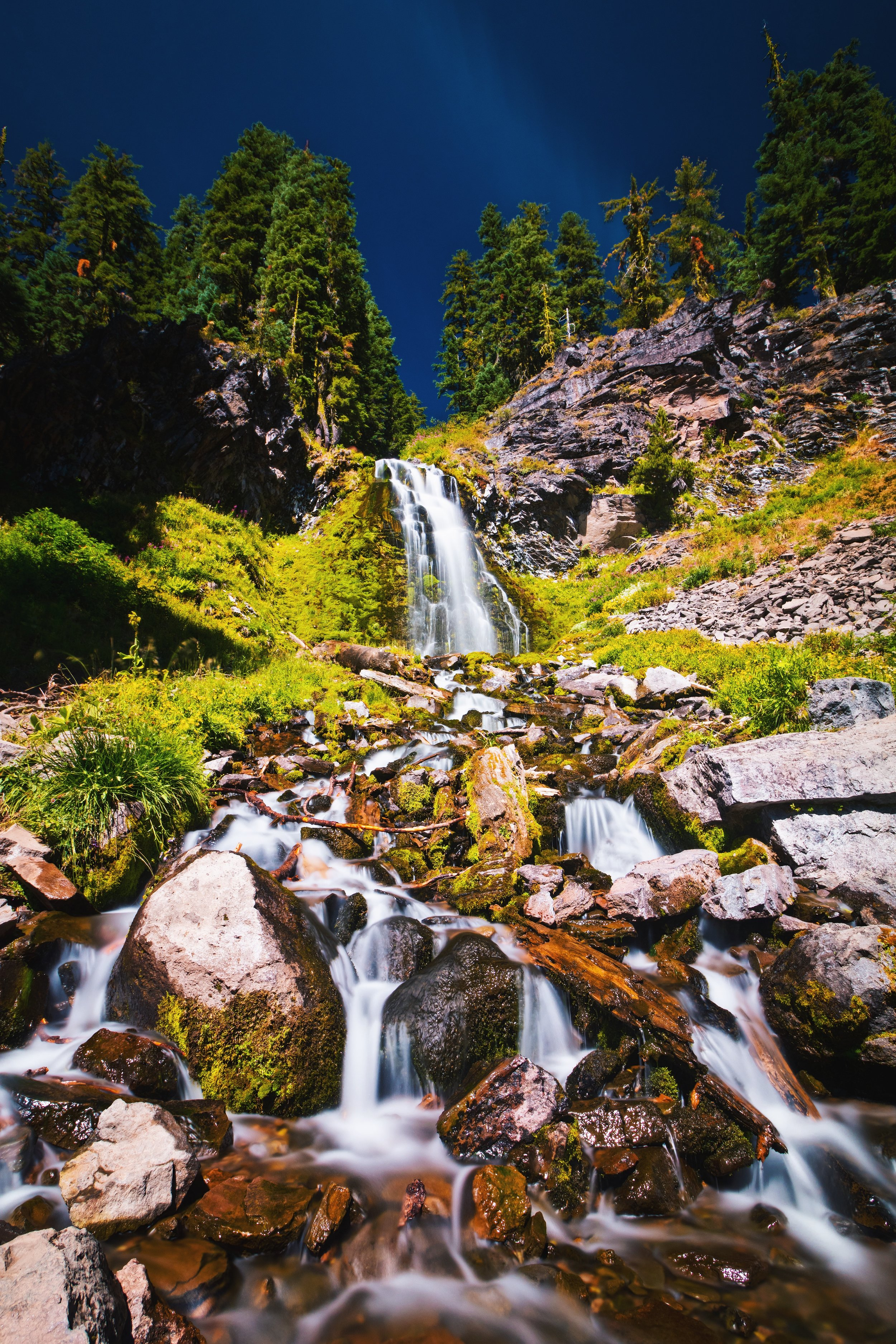 Plaikni Falls - Oregon