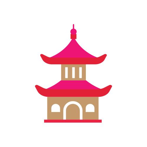 在庙里祈祷   农历新年是中国寺庙的繁忙时节,游客们拜访寺庙烧香祈福,盼望来年有好运。
