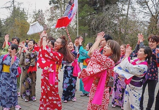Celebrate the arrival of spring at Sakura Days @japanfair on April 13 & 14. The sakura, also known as Japanese cherry blossom, has long been a traditional icon in Japanese culture.