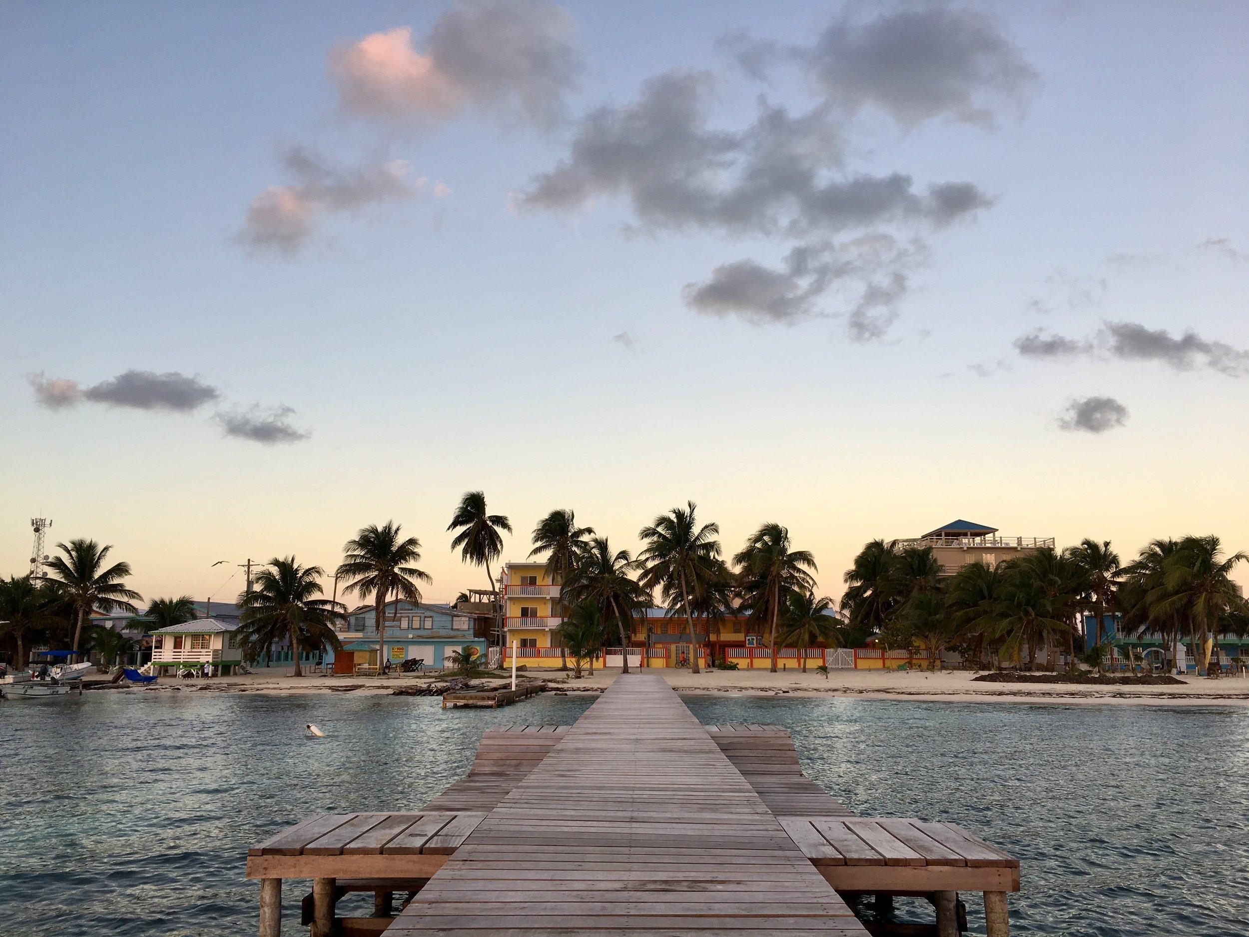Belize Sunrise.JPG