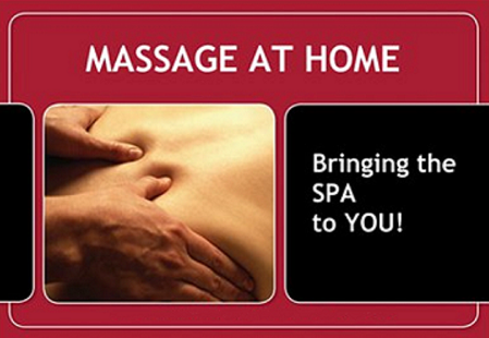50% off first massage at home