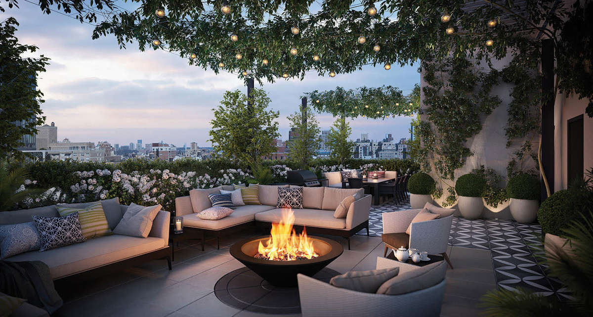 Exclusive Rooftop Space