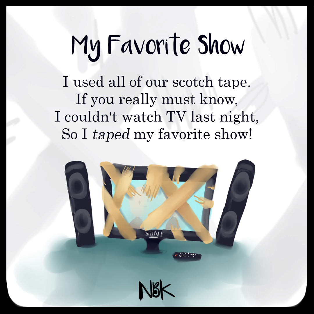 Poem - My Favorite Show - new.png
