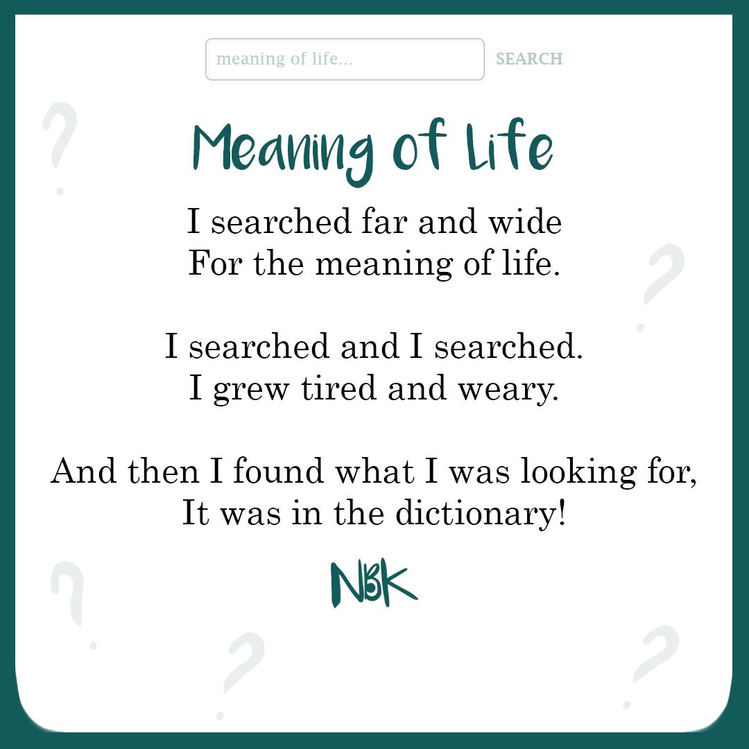 Meaning Of Life Fool Of Wizdumb Перевод слова poem, американское и британское произношение, транскрипция, словосочетания, примеры использования. meaning of life fool of wizdumb