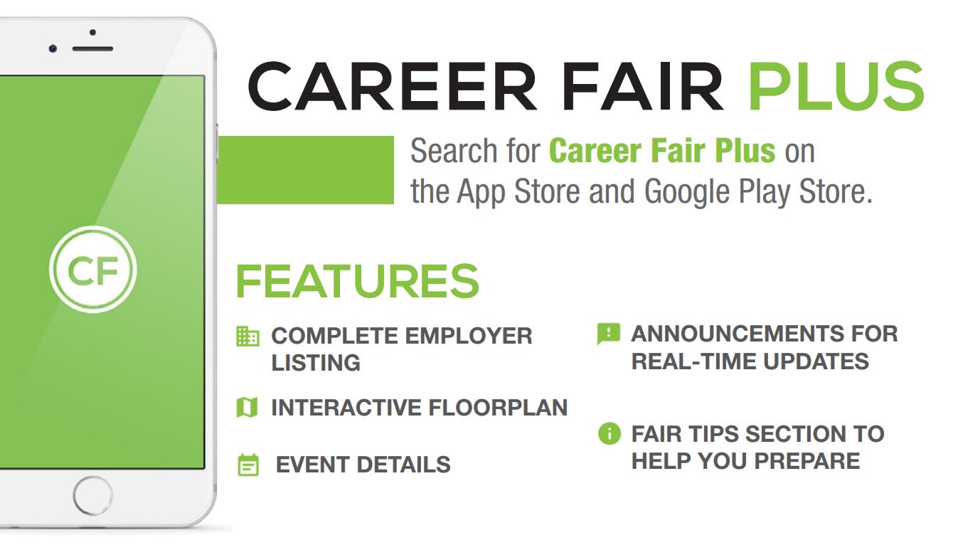 Career Fair Plus App -