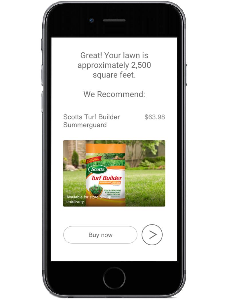 App suggests fertilizer based on information collected