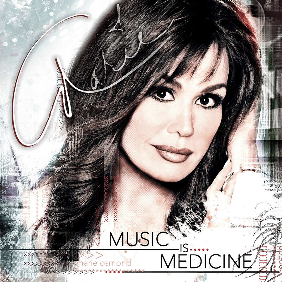 Music Is Medicine - The new album available now!