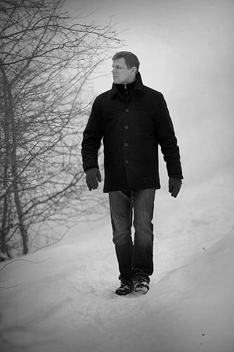 Composer Eriks Ešenvalds