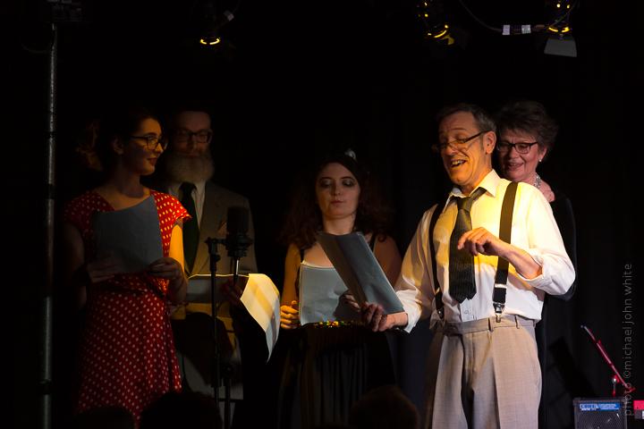 Frankenstein: Live Audio Drama