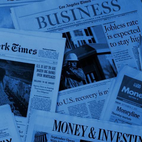FINANCIAL MEDIA RELATIONS