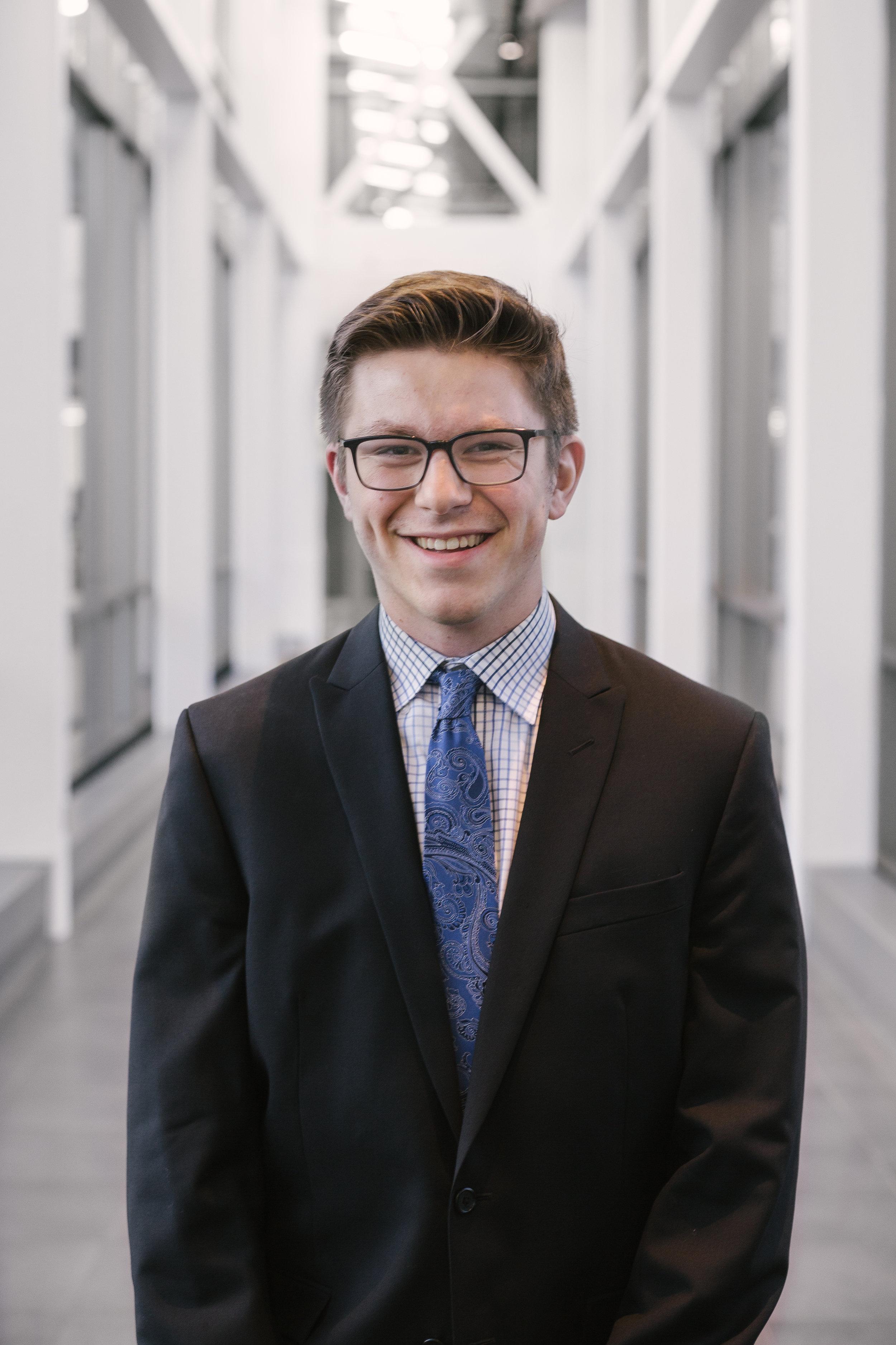Calvin Ryan | VP of Finance