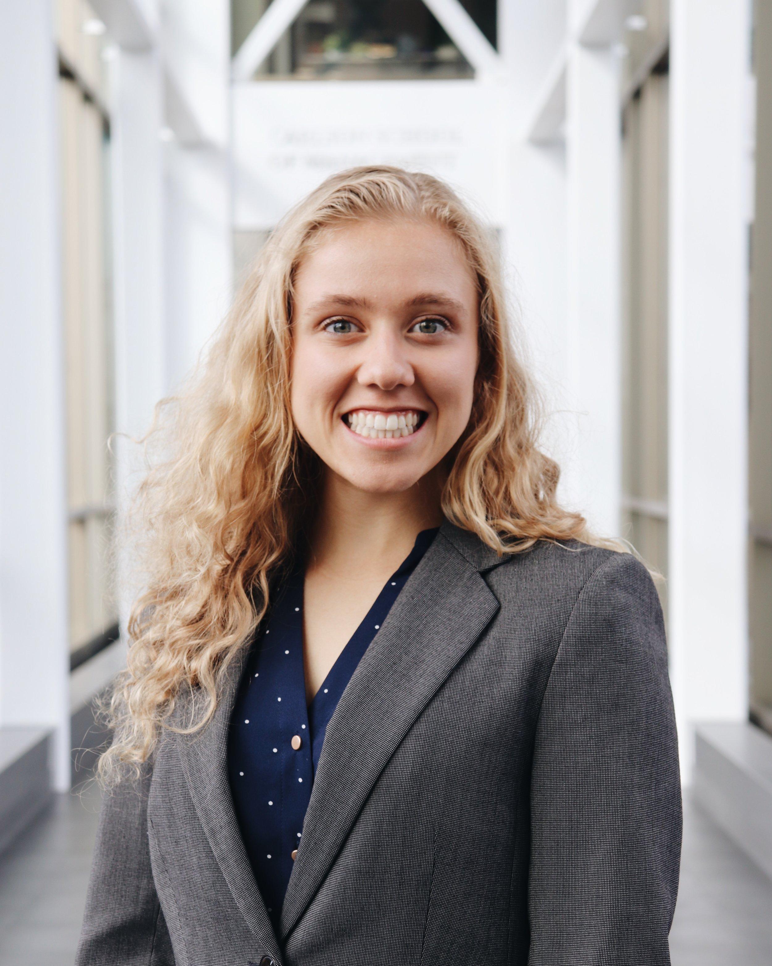 Annaliese Voss | VP of Community Service