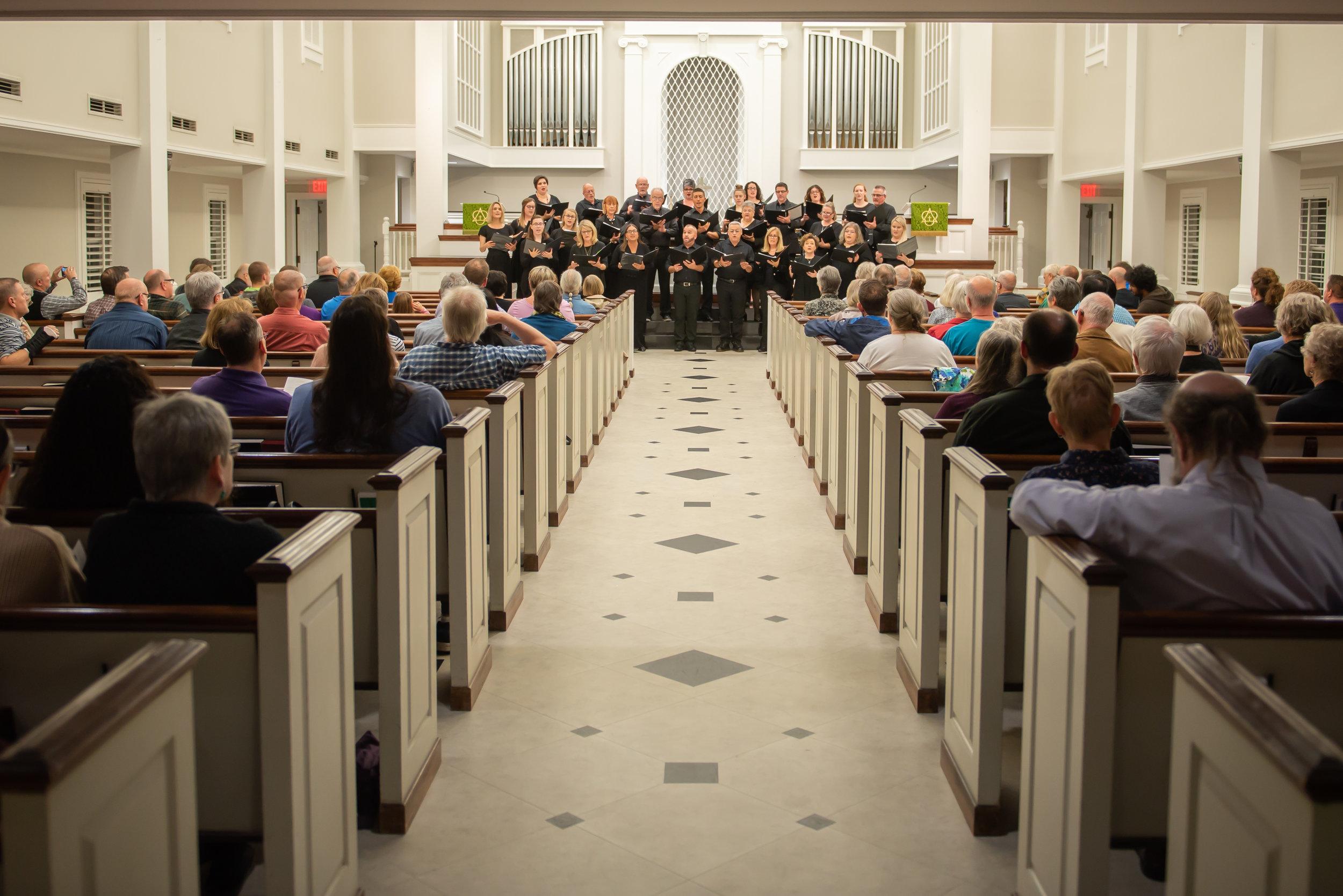 Bella Voce Chamber Choir 2018