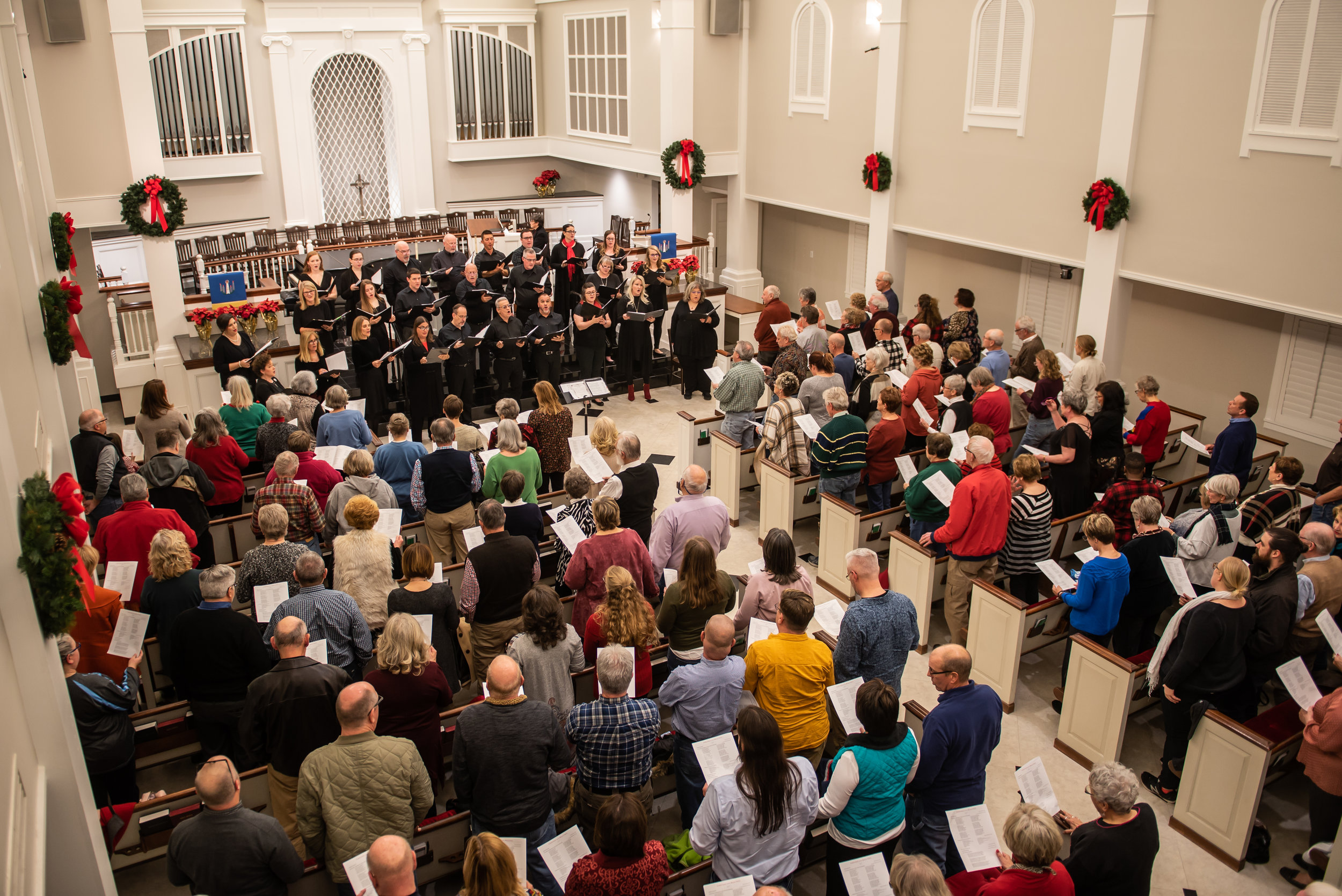 Christmas with Bella Voce Chamber Choir
