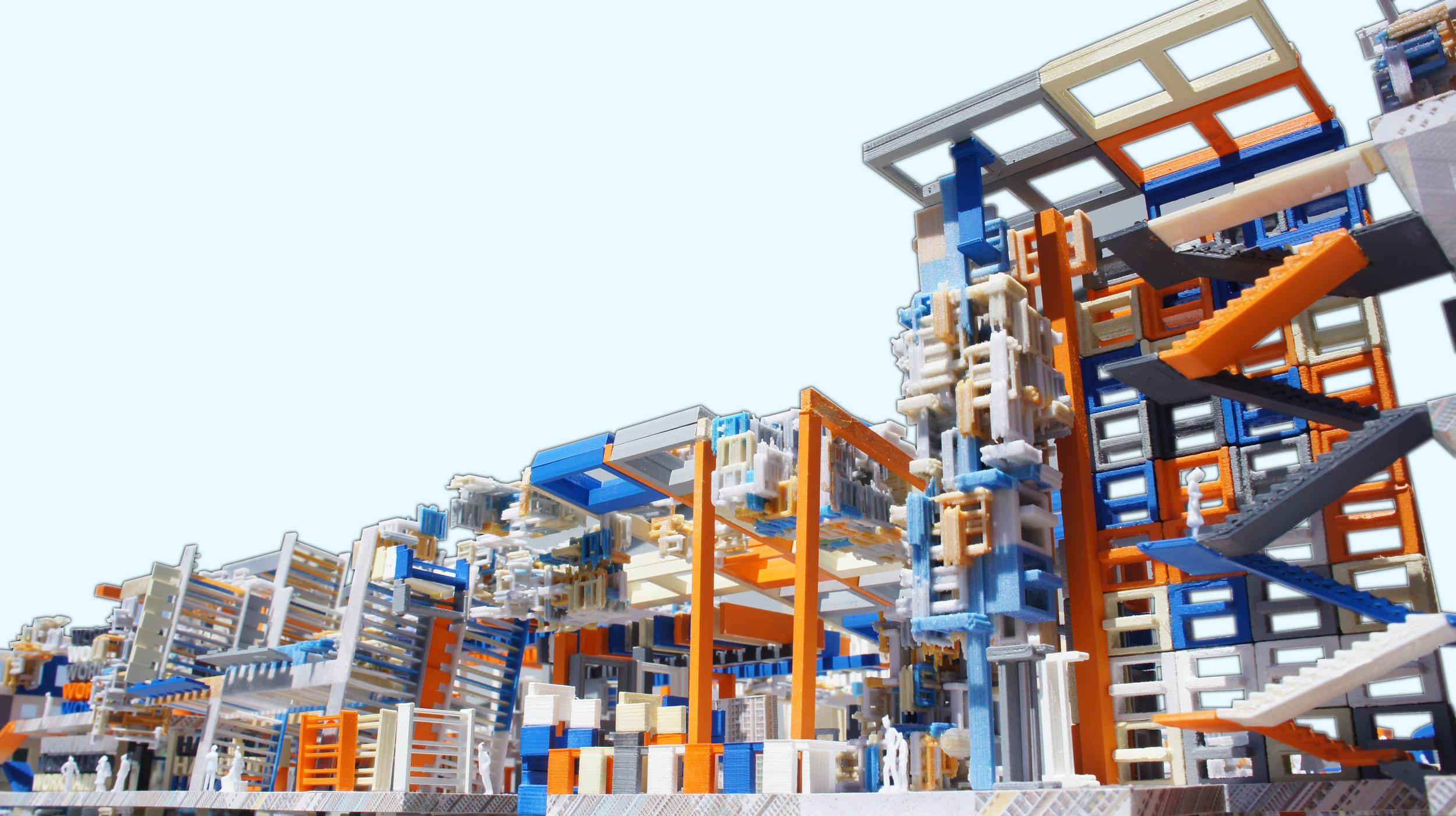 Computing-Embedded Infrasture