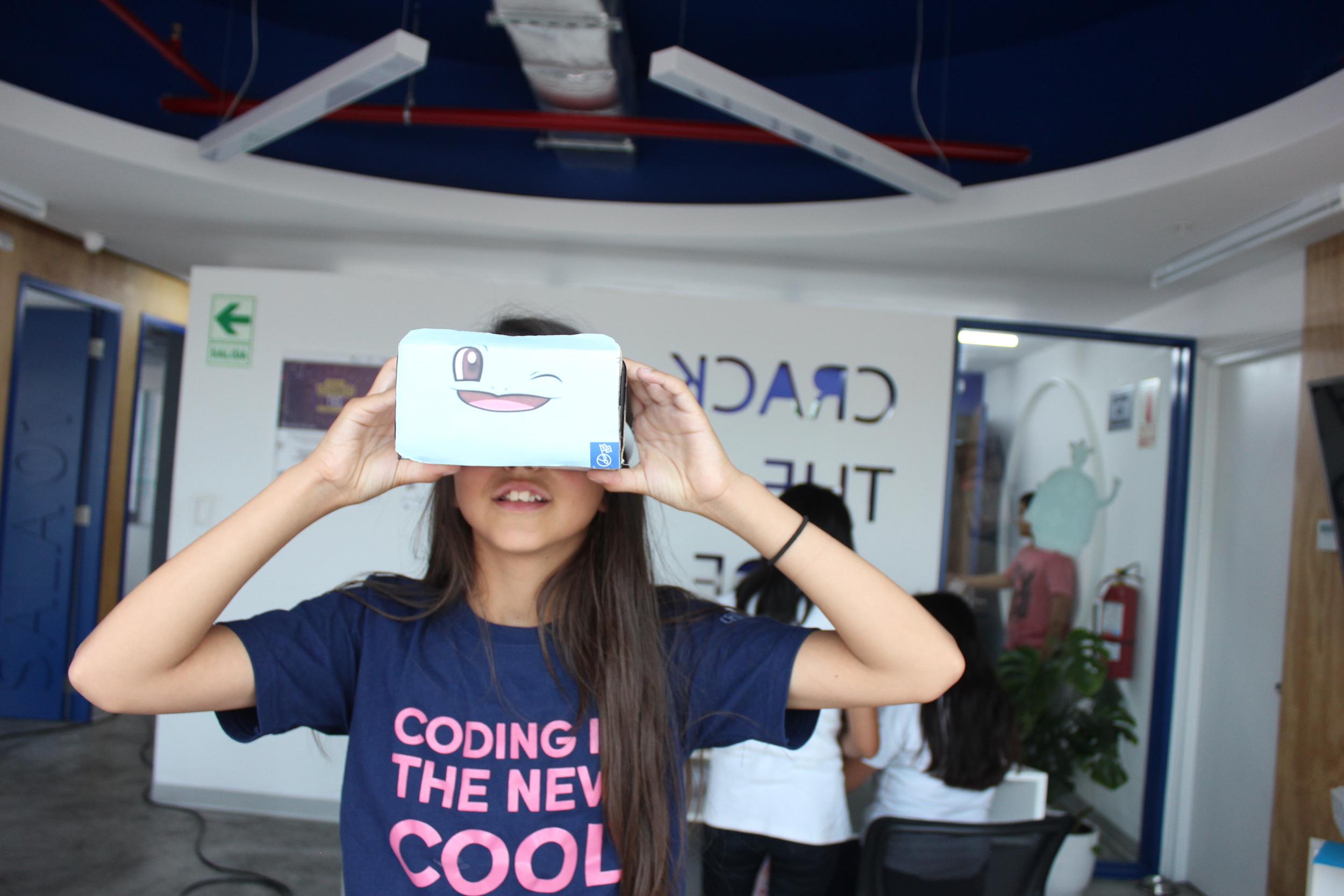 Mundos en 3D usando Realidad Virtual