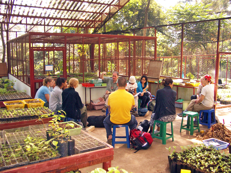 Thailand Forest Restoration Unit Doi Suthep National Park Chiangmai.jpg