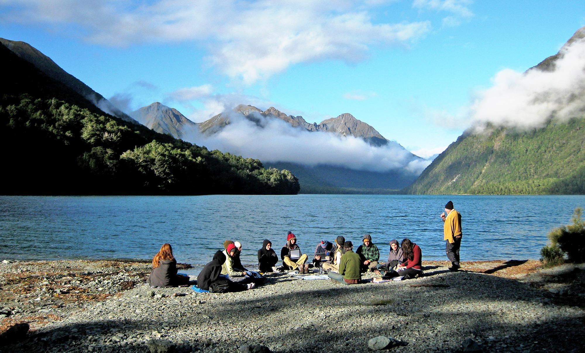 New Zealand — Wildlands Studies