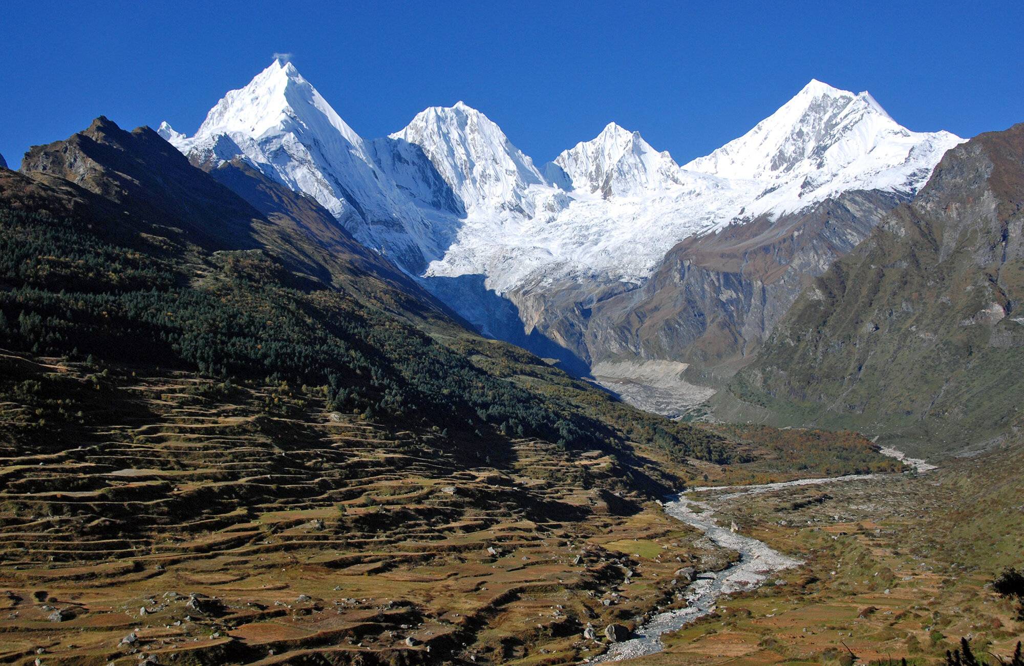 Upcoming Spring Field Study Programs   15 Quarter Credits   Indian Himalaya