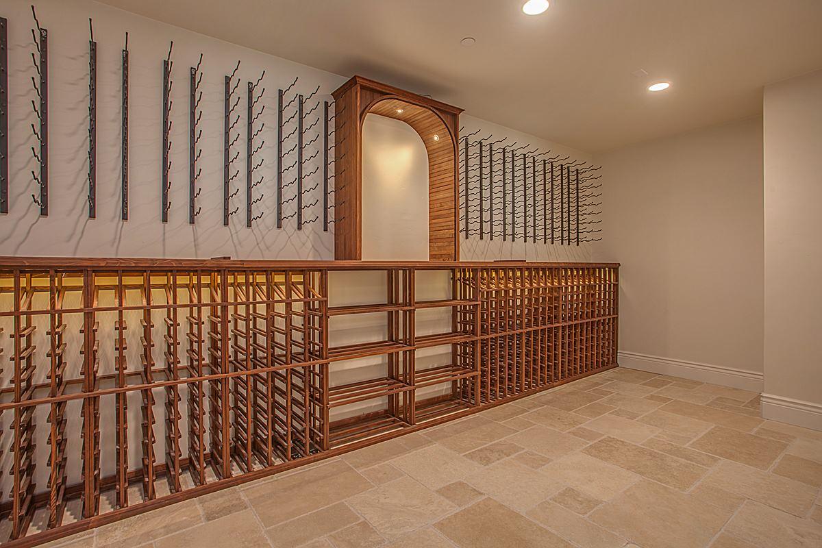 Wood/Metal Cellar