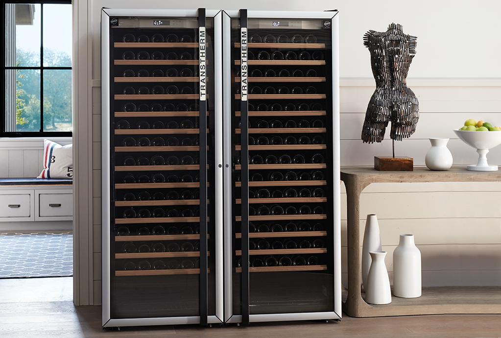 Modern Wine Cabinet (360 Bottles)