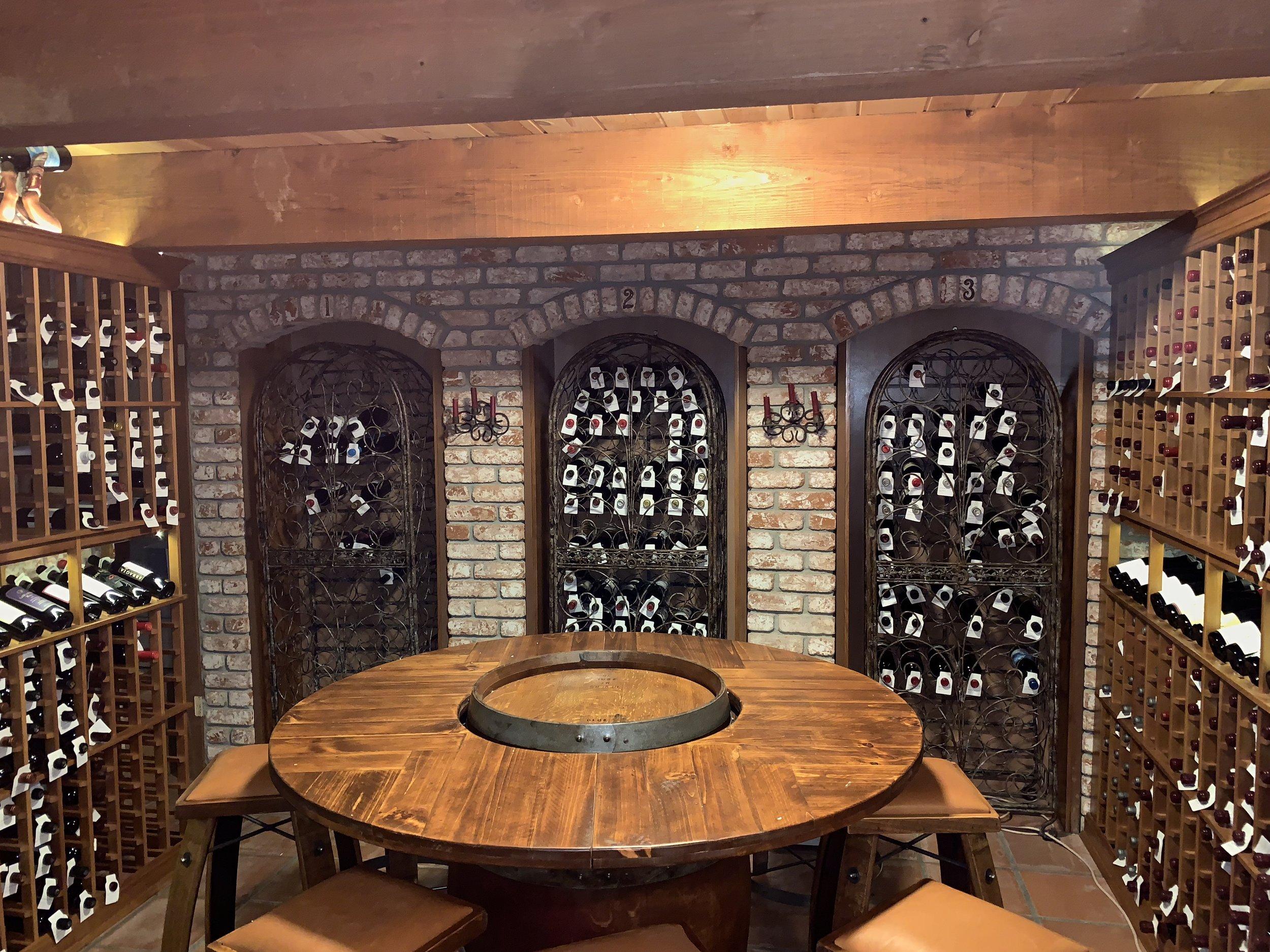 Old World Cellar