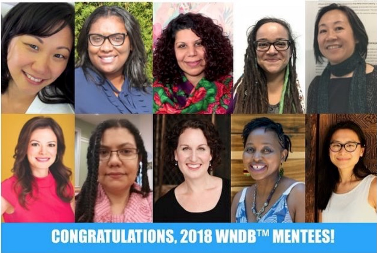 Winner of We Need Diverse Books 2018 Illustration Mentorship - This is an amazing privilege and experience!Check out the mentee page here!