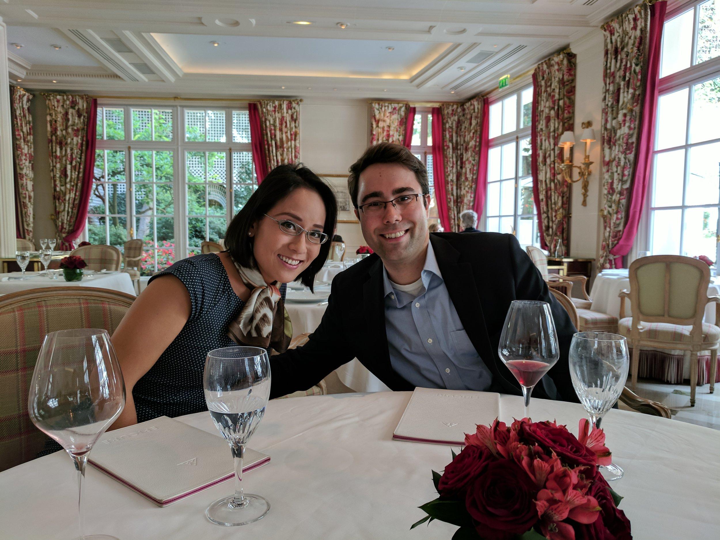 Janice Chik and Michael Breidenbach, Épicure, Paris