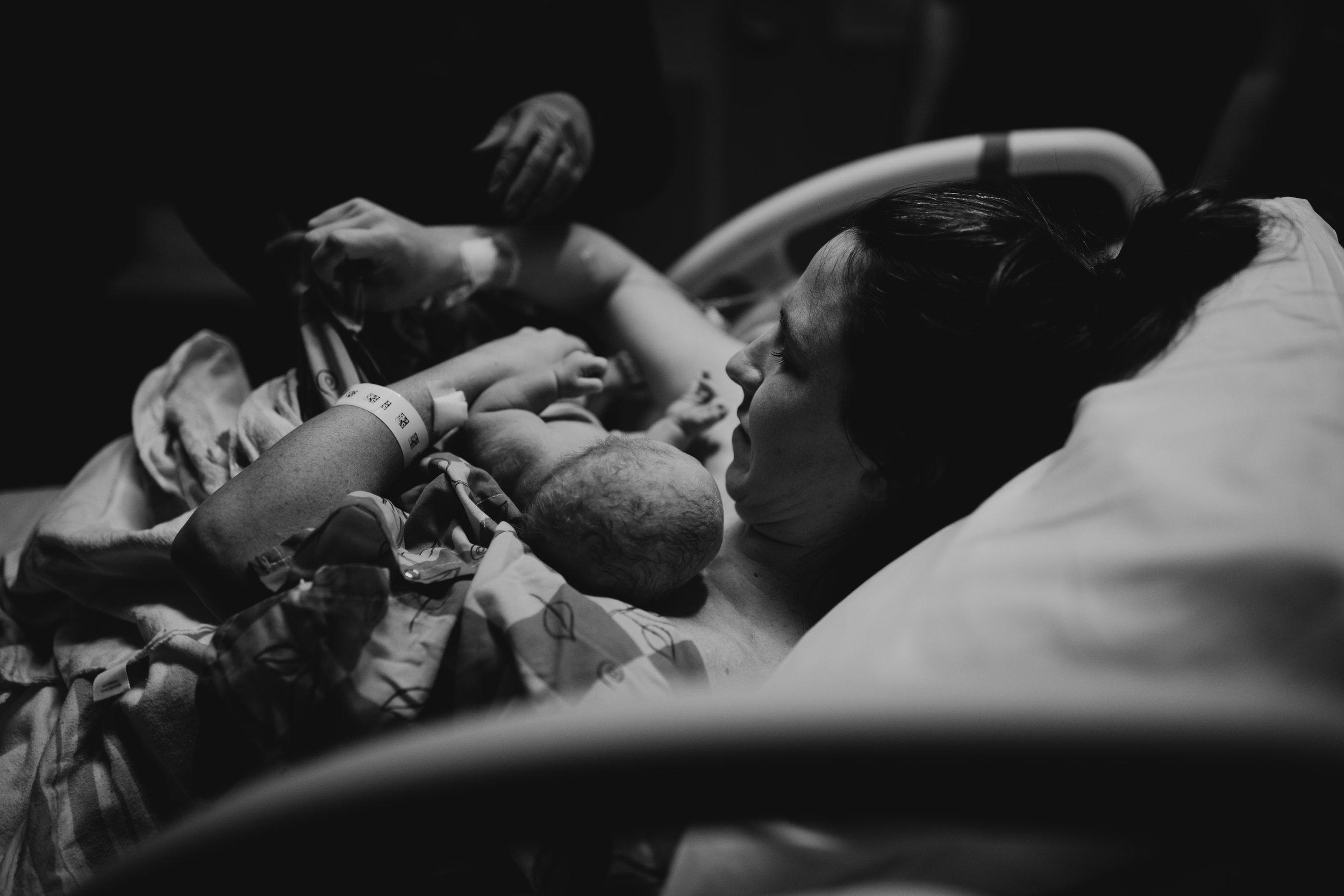 Kansas Birth Photographer