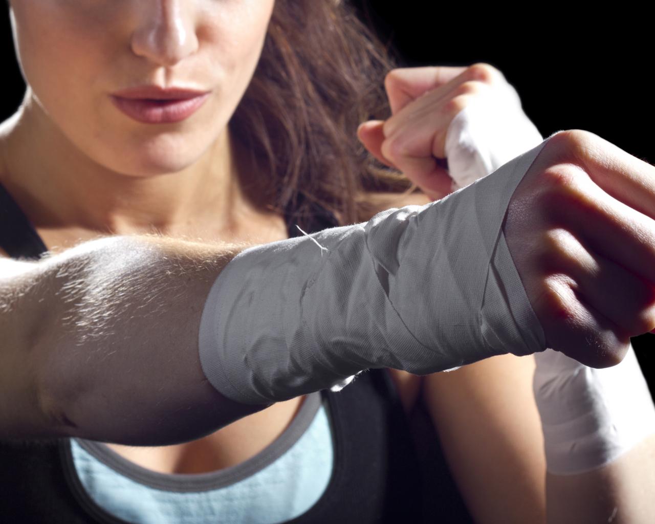Self Defence -