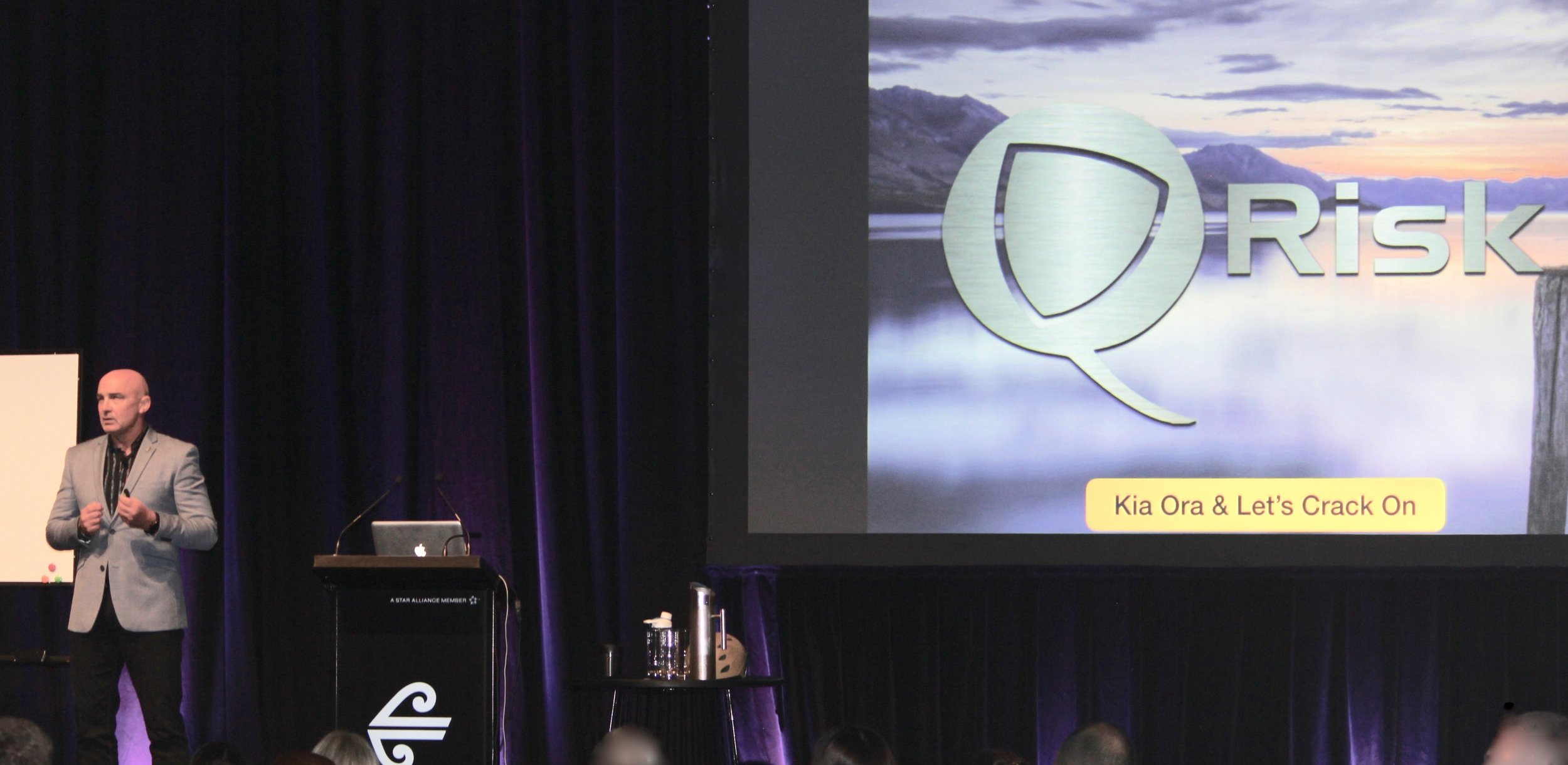 Be an Influencer of change - One of the key message as delivered to the Air NZ Health & Safety Forum 2018. This together with Situational Awareness - Be in the moment.