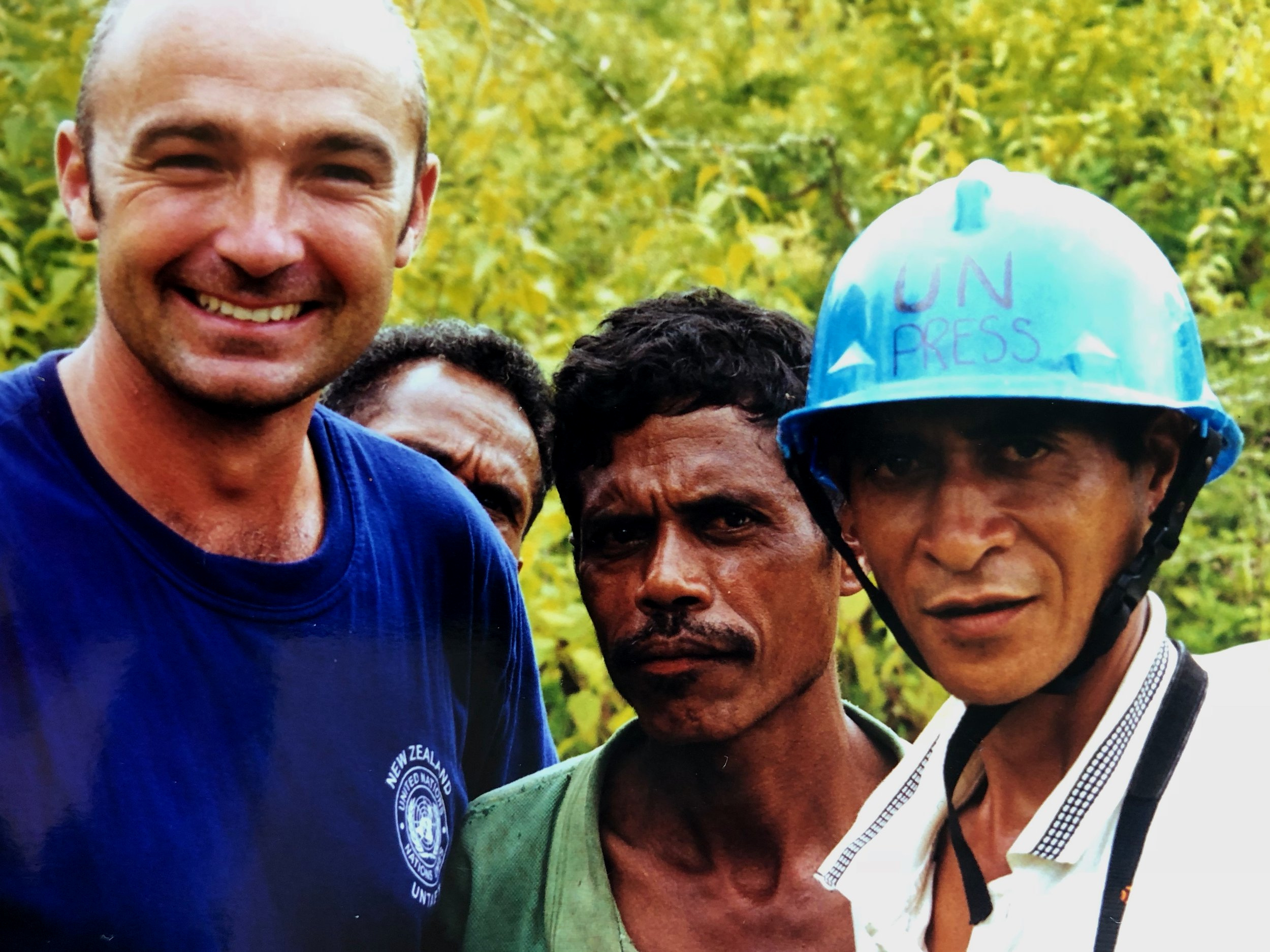 Hilarious tales from East Timor to prison cells in Africa