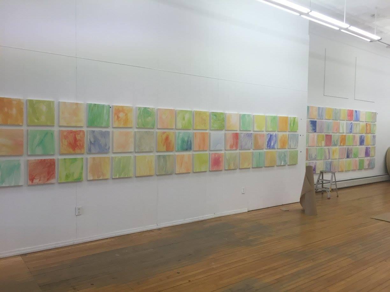 365 Sweet Nothings  at DownStreet Art