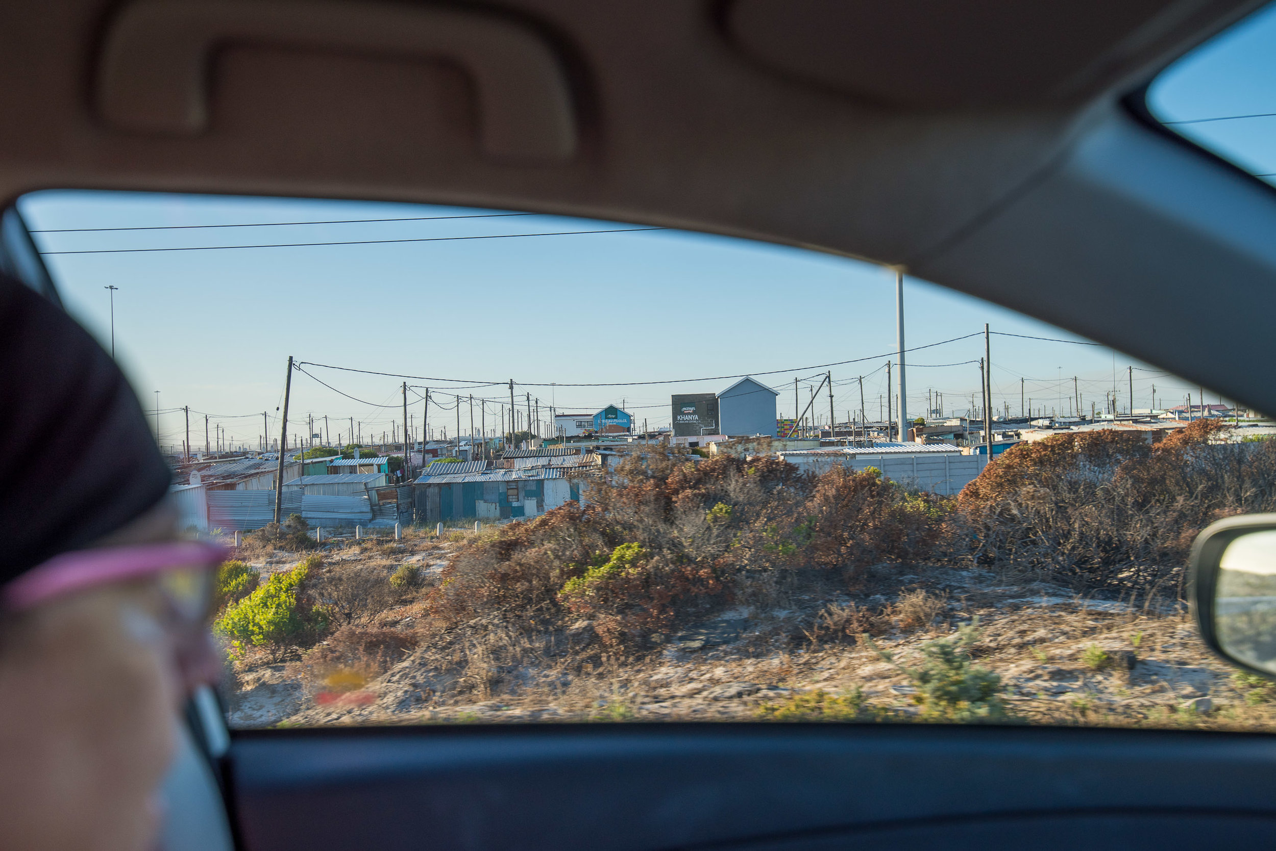 Beachfront Property?