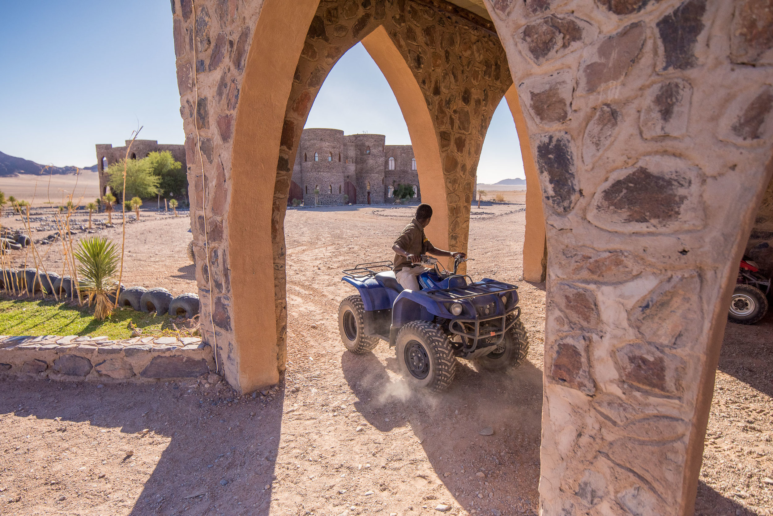 Quad Bike Touring