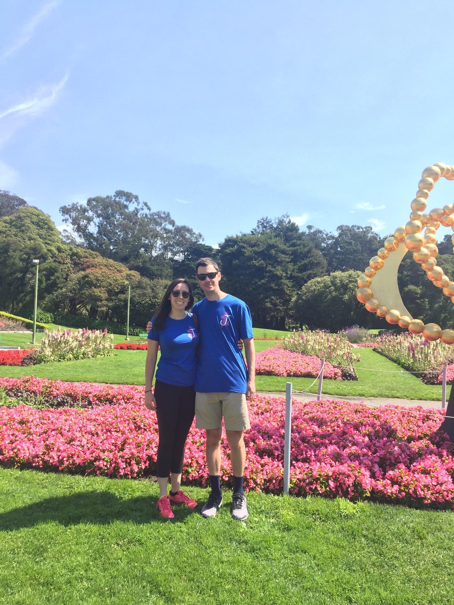 Alison & Chris (CA)