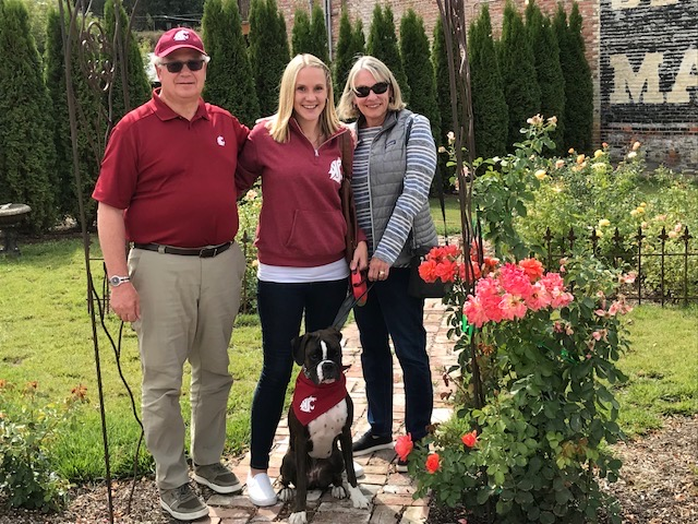 Brian, Mary, & Ellen (Pullman, WA)