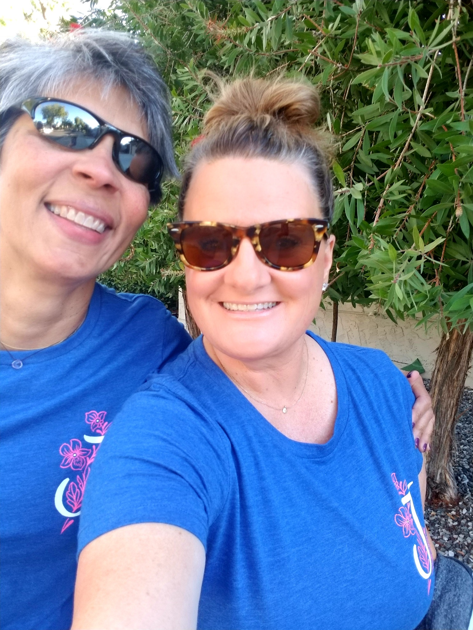Deby & Neyssa (Redwood City, CA)