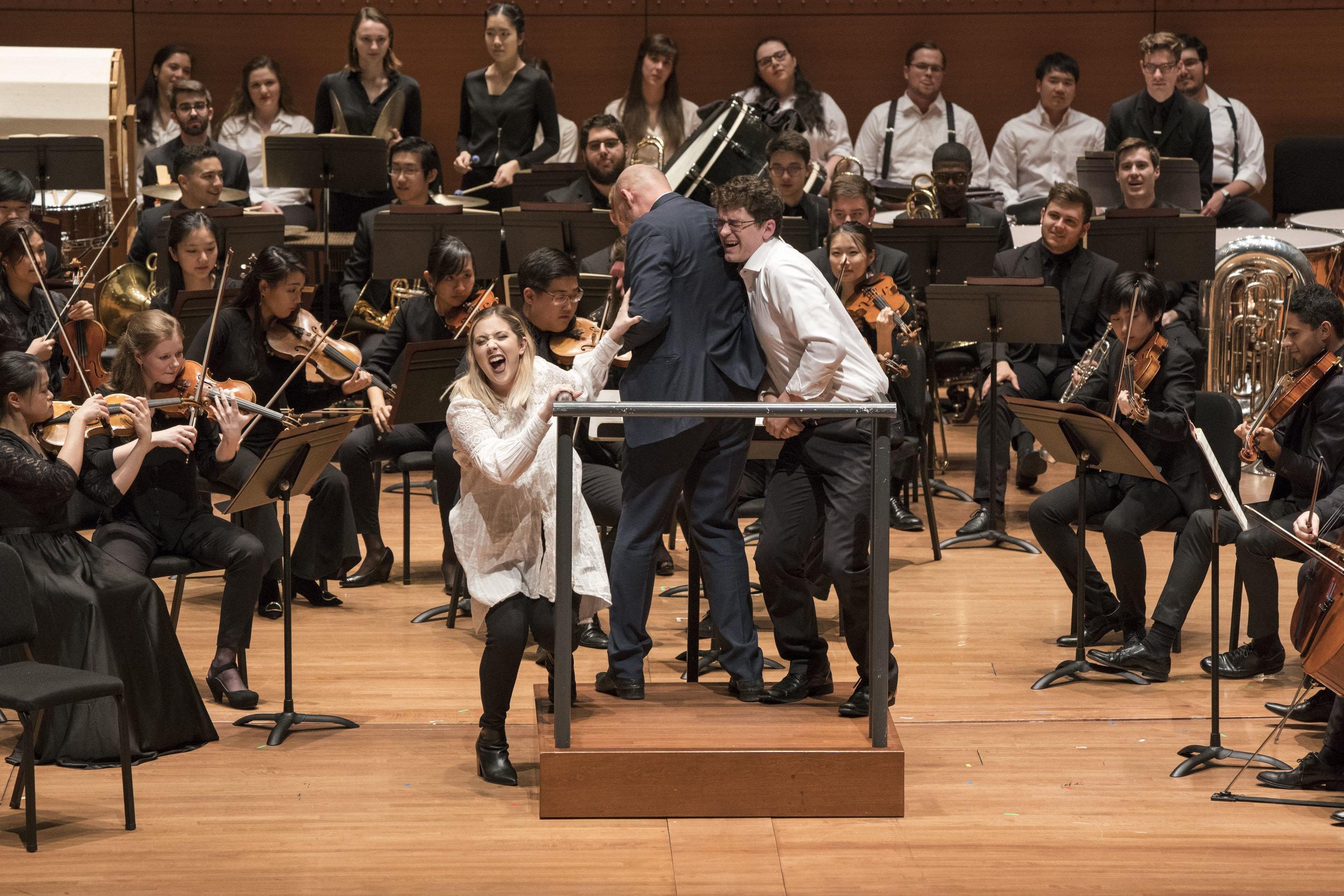 L'enfant et les Sortilèges, Ravel, 2017- The Juilliard School | p/c Richard Termine