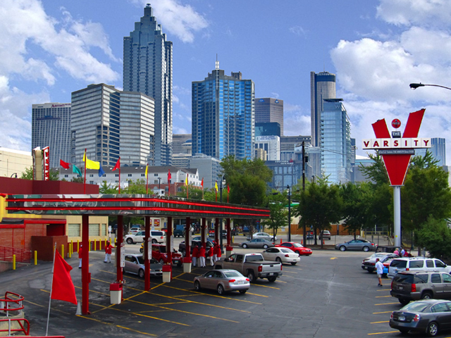 Experience an iconic part of Atlanta's culture... -