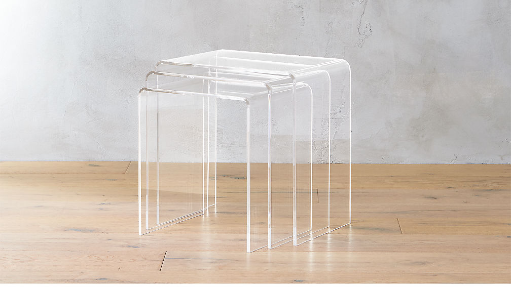 Photo: CB2 Nesting Tables