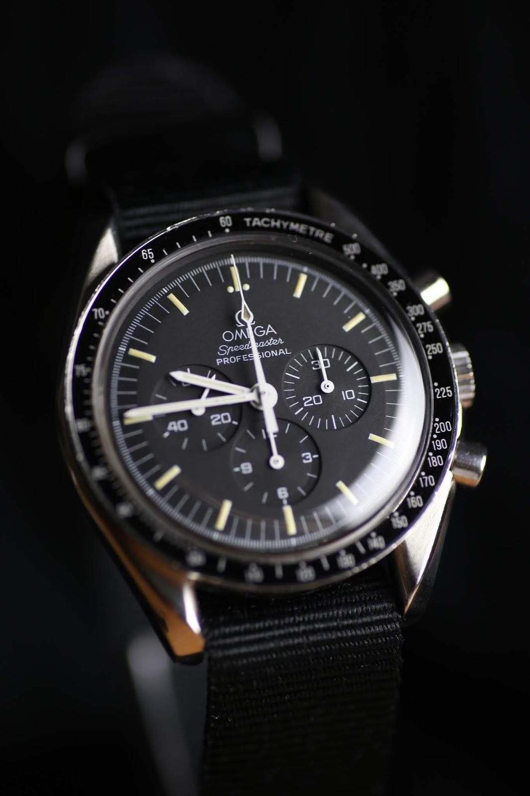Omega Speedmaster 3590.50 Watch Vault Face 2.JPG