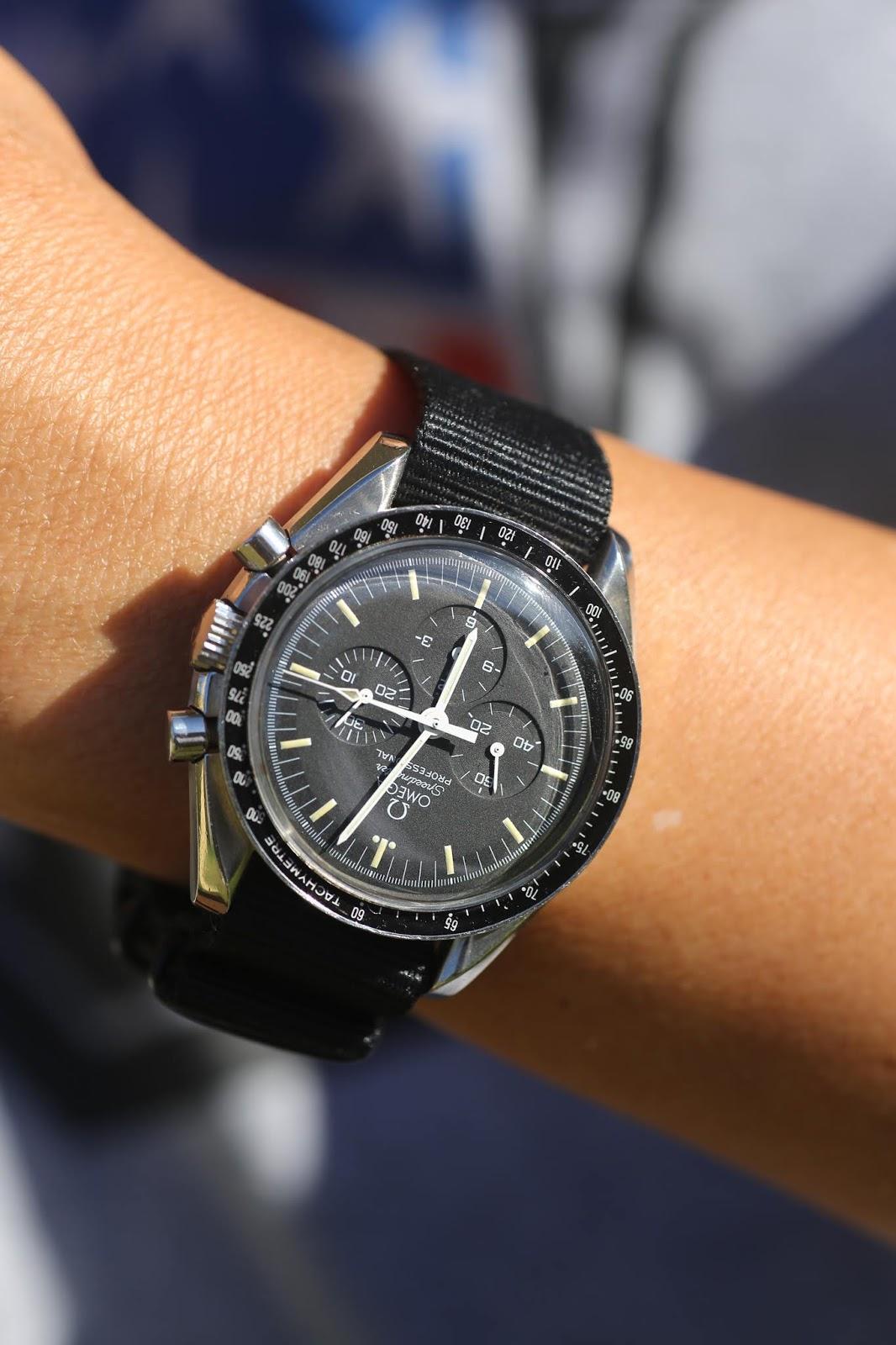 Omega Speedmaster 3590.50 Watch Vault Wristshot.JPG