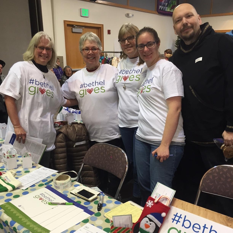 Committee members and volunteers,  Saturday Market