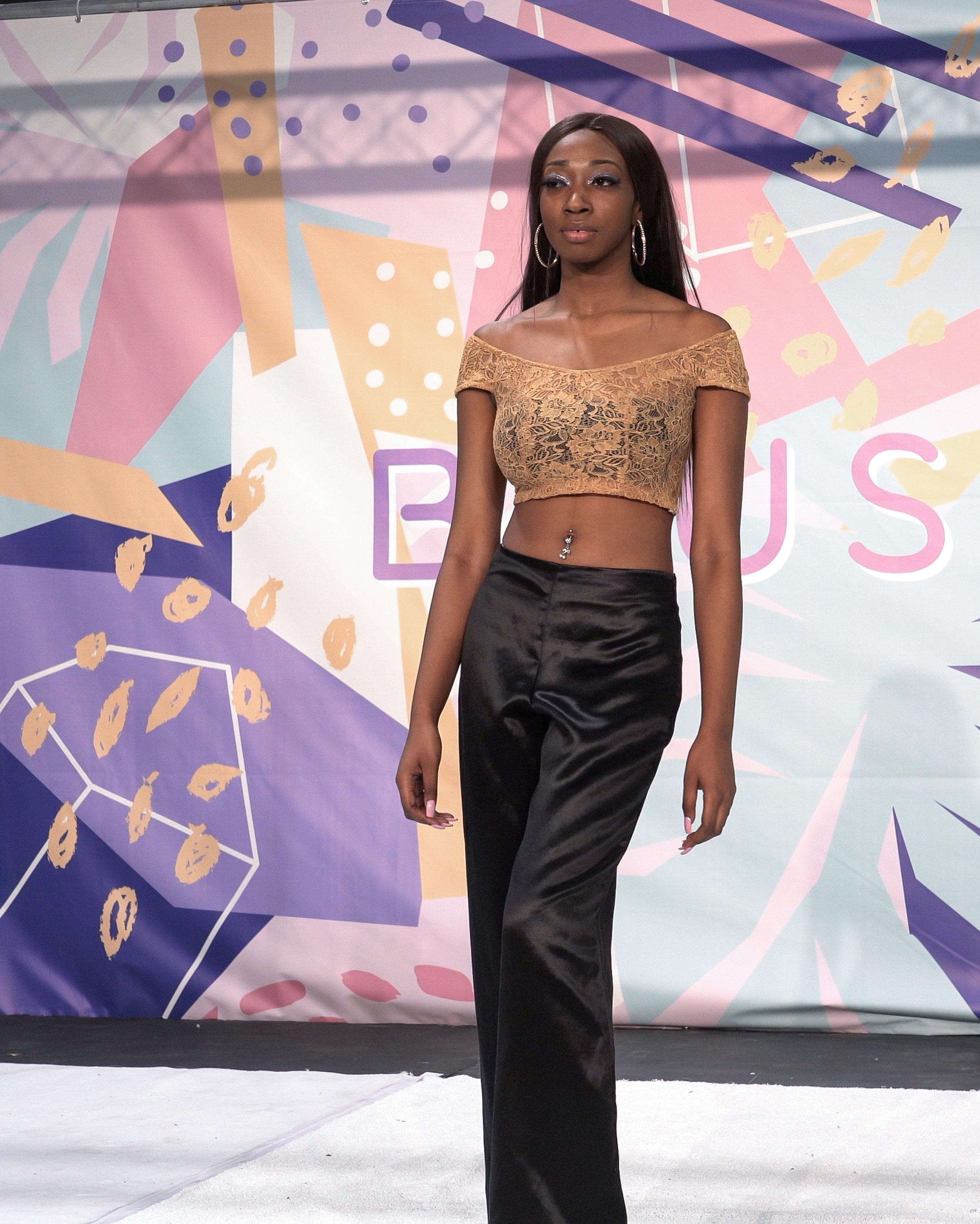 Model: Paris Chanel